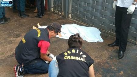 Left or right homicidio dourados