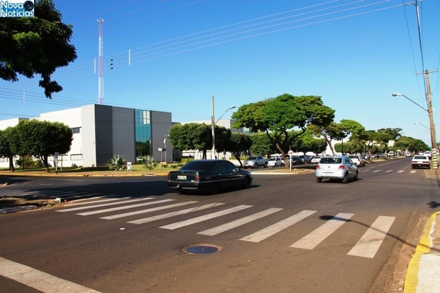 Center cruzamento dois