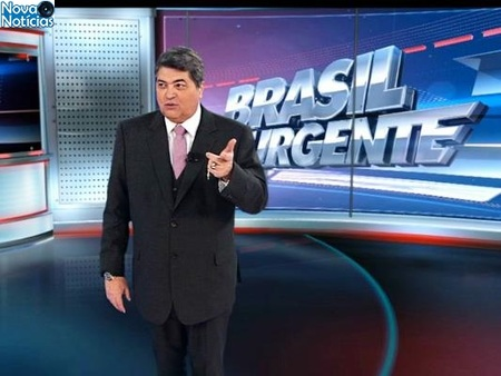 Left or right datena brasil urgente