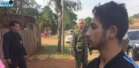 Left or right 09set2017 policia paraguaia prende membro do pcc rafael gustavo dos santos ponto 50 na cidade de pedro juan caballero 1504998625537 615x300