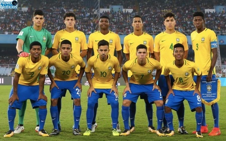 Left or right selecao sub 17