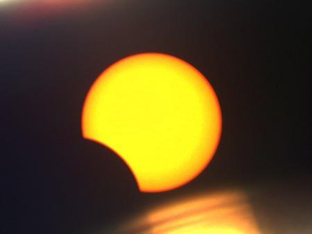 Eclipse solar é registrado por astrônomo amador em Mato Grosso do Sul